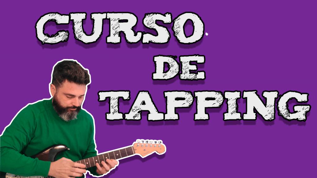 curso de tapping para guitarra